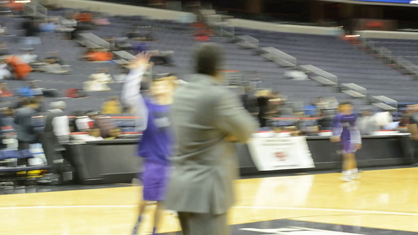 DCSAA Semifinals HD Woodson 105/ Gonzaga 102