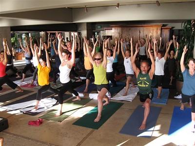 2010 Yoga-Wine Event 4-26-2010