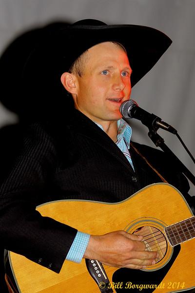 Matt Robertson - 22nd annual Stony Plain Cowboy Gathering