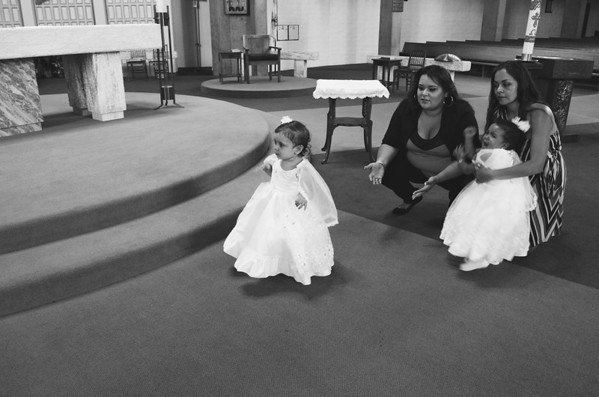 Eli & Alyssa's Baptism
