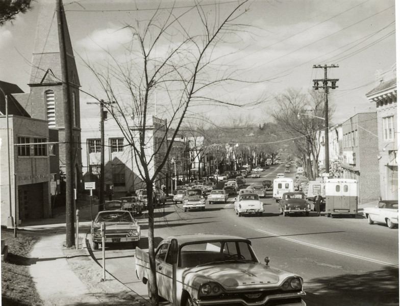 Huntington 1960's to Today