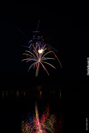 2014 Litchfield Watercade Fireworks