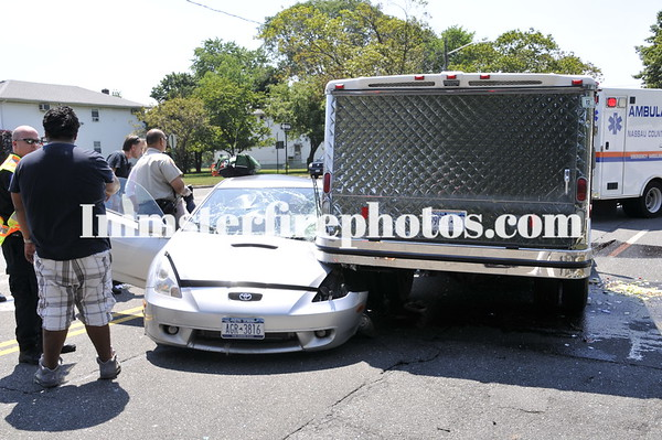 HICKSVILLE FD TOOL JOB SOUTH OYSTER BAY RD 7-16-12