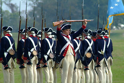 225th Anniversary, Surrender at Yorktown, VA