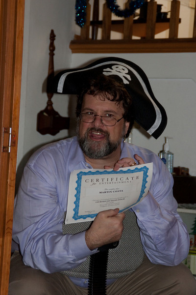 2009 Captain Jack Ripper (aka Martin)