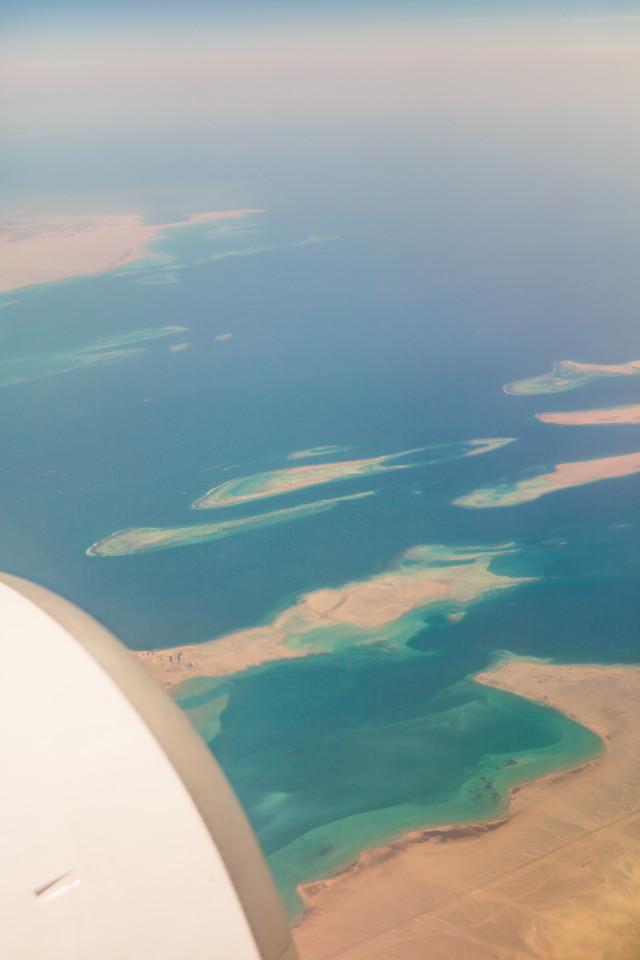 Egipt; Safari; Zatoka Sueska okolice Hurghady