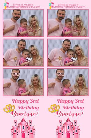 5/16/20 - Braelynn's 3rd Birthday