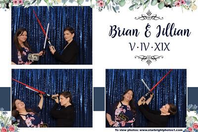 Brian & Jillian