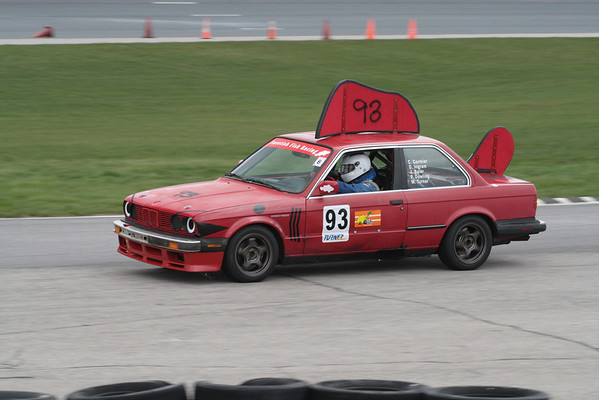 1987 E30 325is Racecar