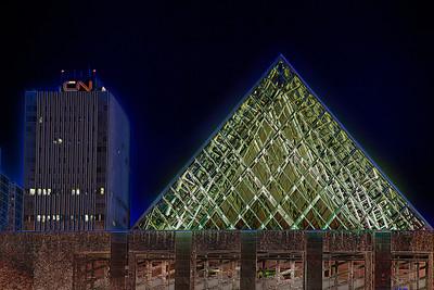 Edmonton Downtown 2012