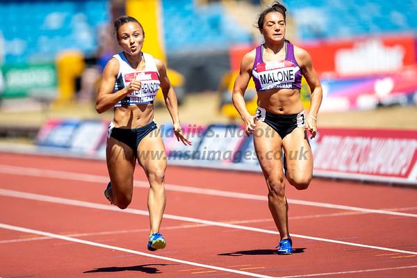 British Athletics Championships 30th June/1st July 2018