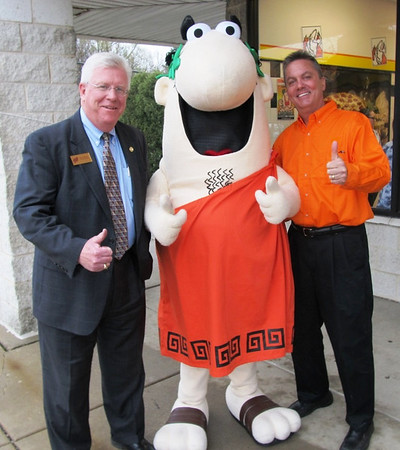 Grand Opening Photos of Little Caesar's of Westmont