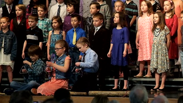 Spring Concert 2017 - Second Graders