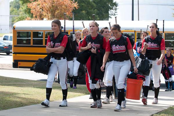 GHSA Softball 10/27/2011