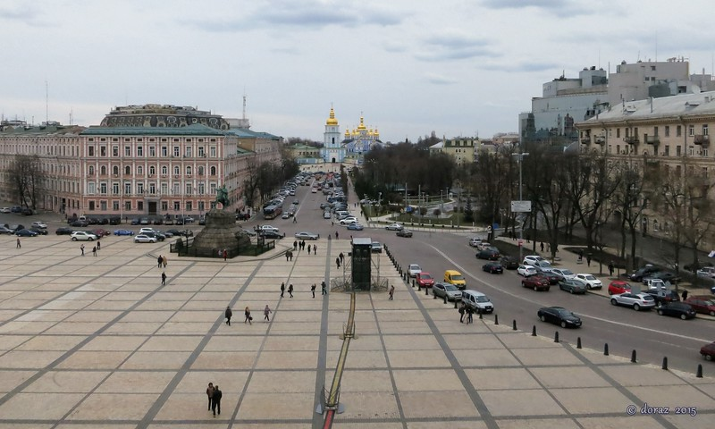 09 Kyiv, view from Sobor Sviatoyi Sofiyi.jpg
