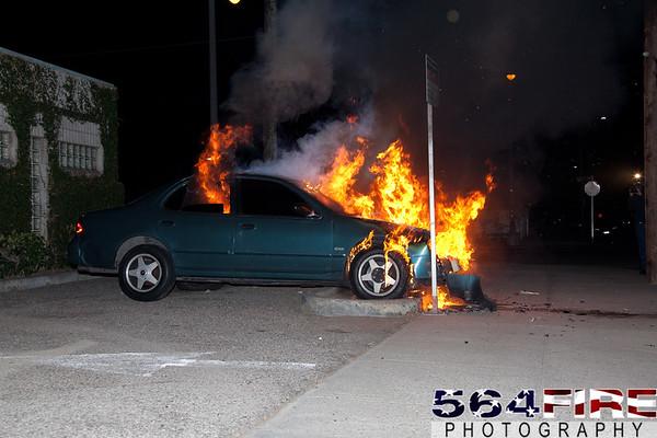 LAFD - Auto Fire - 5-7-11