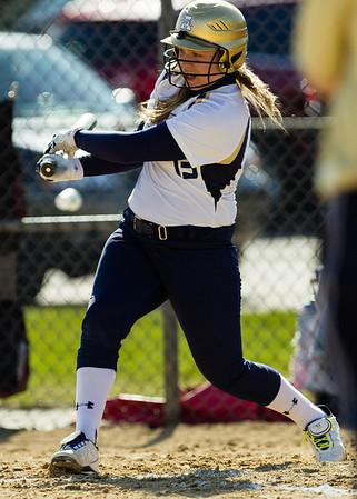 2013 Aquinas Softball at Logan