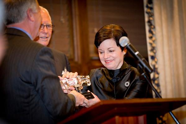 2014 J. Pollard Turman Service Award Ceremony - 4.3.14