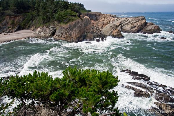 Beaches & Scenery around Coos Bay, Oregon