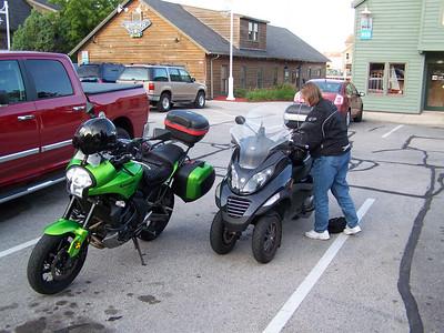 Heading to Door County 2009