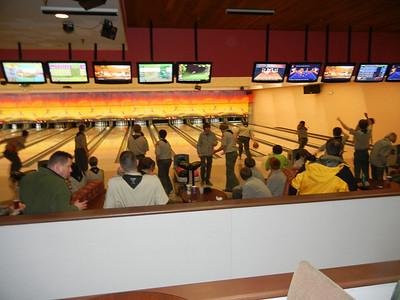 Bowling Night - Nov 21