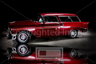 Syracuse Nationals 2010 Studio Photography