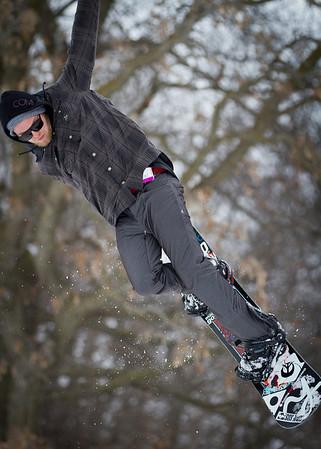 SNOWBOARD MAGAZINE- SlopeStyle