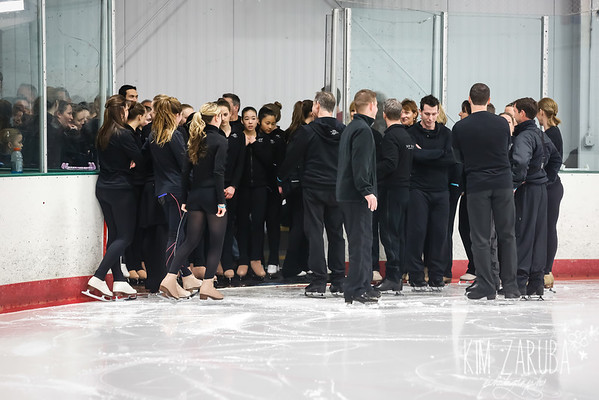 Skating Class/Guinness Attempt