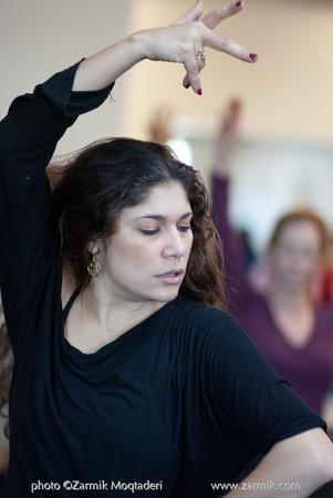 """Lakshmi Basile """"La Chimi"""" Workshop"""