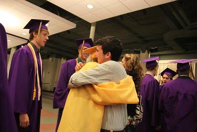St. Raphael Graduation 2011