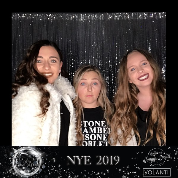 Scottsdale Hangar Events - NYE Party