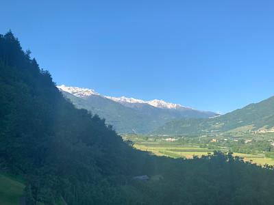Treno Rosso Bernina - 01/06/2019