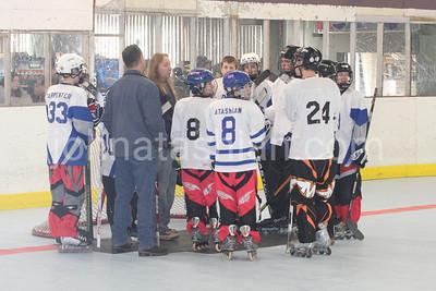Roller Hockey - Rangers vs Gamblers (Championship Game) - Junior Division