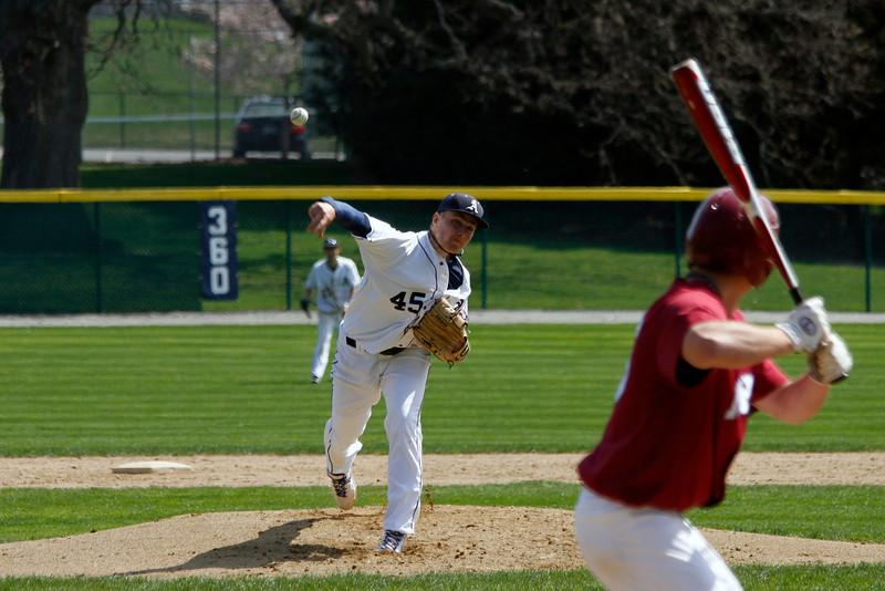 Boys Baseball vs. NMH 4/27/13