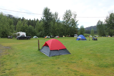 2016 Cascade Country Rendezvous in Republic, WA