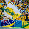 Cool Banner | 2015 Asian Cup Final Match | Australia vs South Korea | Stadium Australia | January 31, 2015 in Sydney, Australia