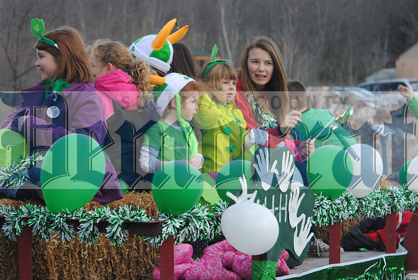 Rock Hill St. Patrick's Day Parade 2014