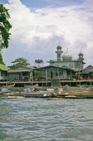 Thailand Pang Nga Bay Excursion 1999