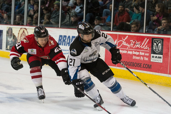 Idaho Steelheads vs Rapid City Rush - 12.16.2016