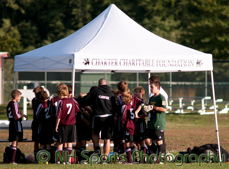 U13 Maroon Vs. Derry
