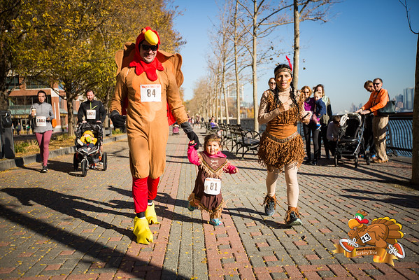 Hoboken Turkey Trot 2016