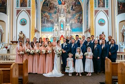 Wedding of Julia & Mike