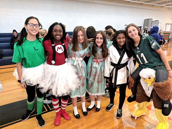 Halloween at Baldwin 2018