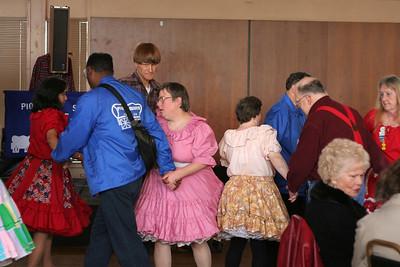 2007 Feb - Pioneer Squares Dance