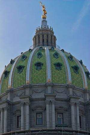Harrisburg State Capitol