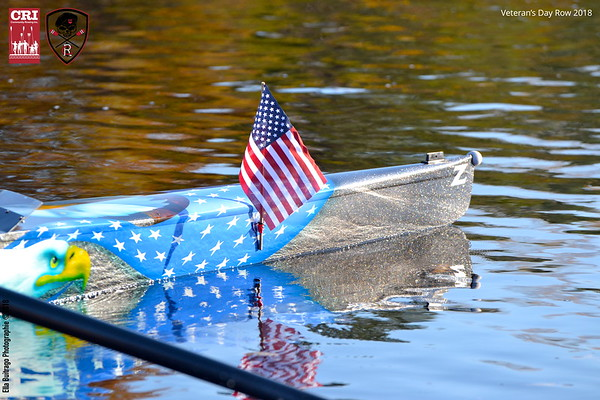Veteran's Day Row 2018