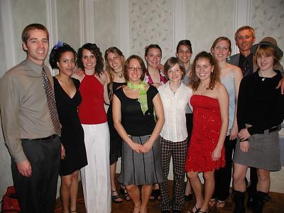 Athletic Banquet'05