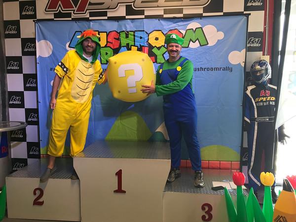 Real Mario Kart!
