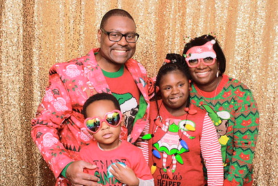 The Brown's Ugly Sweater Party