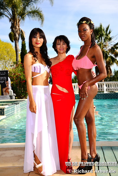 Hollywood Style Private Estate Poolside Party: From Bikinis to Haute Couture and Exotic Cars!